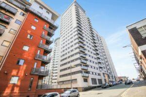 *LET* Britton House, Manchester M4 – £900PCM
